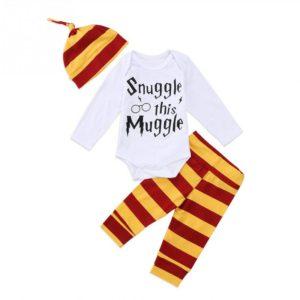 Ensemble pour bébé - Harry potter