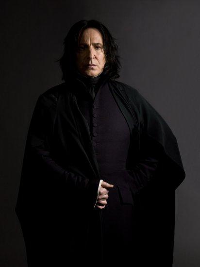 Severus Rogue - Harry Potter - Wingardium Leviosa