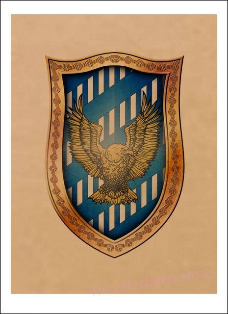 Affiche Serdaigle - Harry Potter